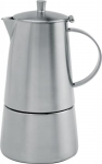 Cafetiere Milano inox brosse induction 10 tasses