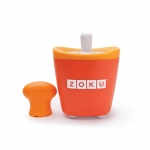 Pop Maker - Sorbetiere instantanee orange - Zoku