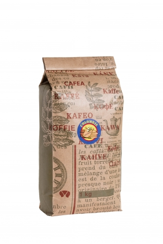 Café Colombie pure origine Colombie Suppremo -1Kg moulu Expresso