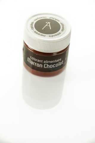 Colorant alimentaire de synthèse Marron Chocolat 10 g