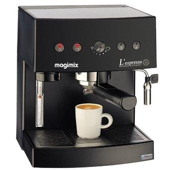 magimix expresso programmable automatique magimix noir 11213 11213 achetez au meilleur. Black Bedroom Furniture Sets. Home Design Ideas