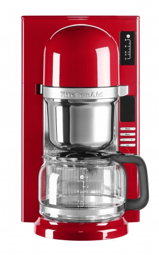 Infuseur de café à filtre KitchenAid rouge