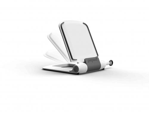 prepara lutrin pour tablette tactile avec stylet inclus. Black Bedroom Furniture Sets. Home Design Ideas