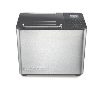 Machine a pain Kenwood 1 kg inox satine