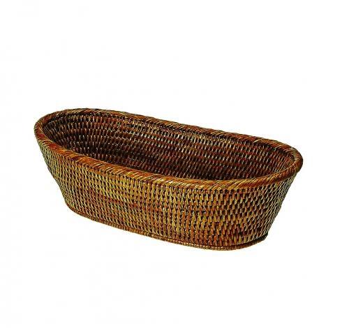 francis batt panier pain ovale rotin 34cm 0003 0003 achetez au meilleur prix chez. Black Bedroom Furniture Sets. Home Design Ideas