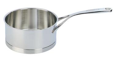 Demeyere po lon casserole sans couvercle 18 cm 4 41418 Porte couvercle casserole