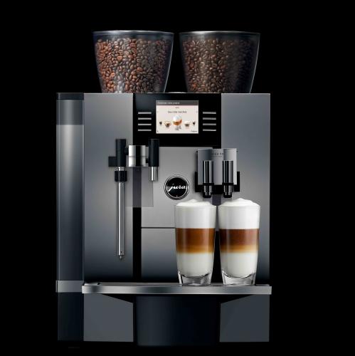jura robot caf jura professionnel giga x9 tft 13600 13600 achetez au meilleur prix chez. Black Bedroom Furniture Sets. Home Design Ideas