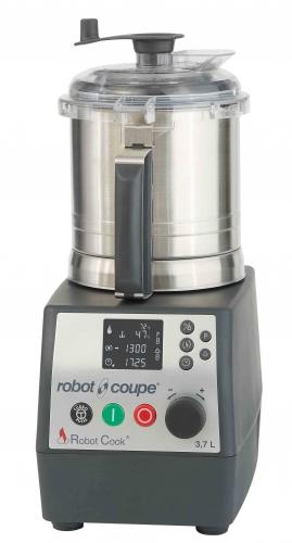 Robot coupe robot cook chauffant de robot coupe 43000 for Robot de cuisine multifonction chauffant