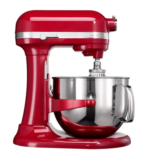 "Robot KitchenAid PRO rouge empire ""Mix with the Best"" 6.9 L"