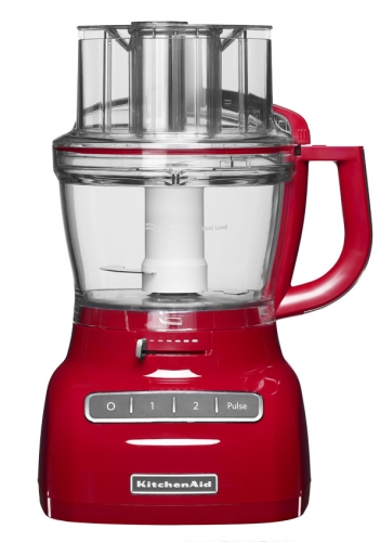 Robot ménager nouvelle version rouge empire KitchenAid 3,1 litres