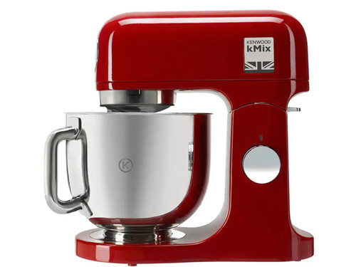 Robot pâtissier kMix 1000W bol inox 5L Collection All Red