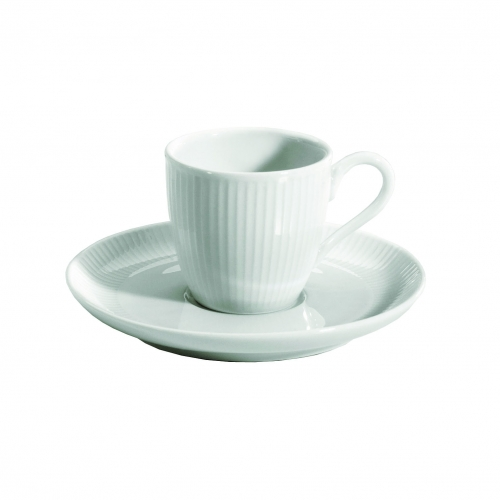 pillivuyt tasse soucoupe caf 9 cl en porcelaine. Black Bedroom Furniture Sets. Home Design Ideas