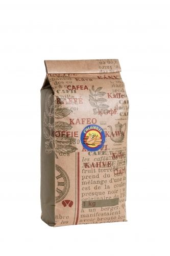 Café Colombie pure origine Colombie Suppremo -1Kg en grain