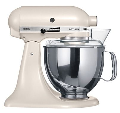 Robot KitchenAid Artisan meringue