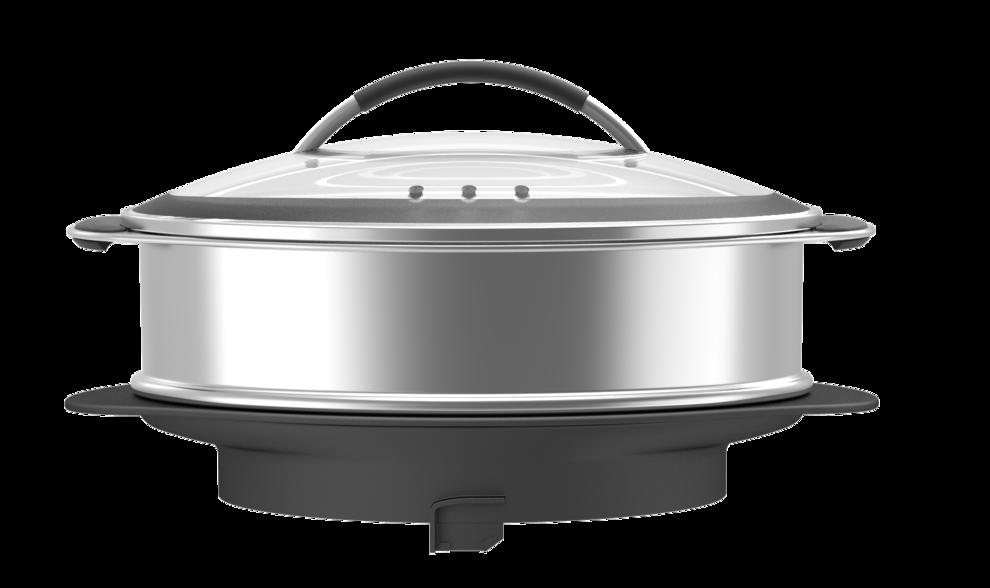 magimix accessoire cuiseur vapeur xxl du robot cuiseur cook expert 17277 17277 achetez au. Black Bedroom Furniture Sets. Home Design Ideas