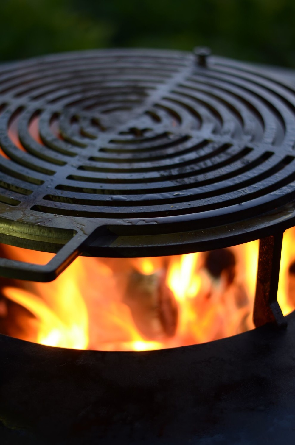 Grille Barbecue pour brasero Quoco Large GRILLL GRILLL