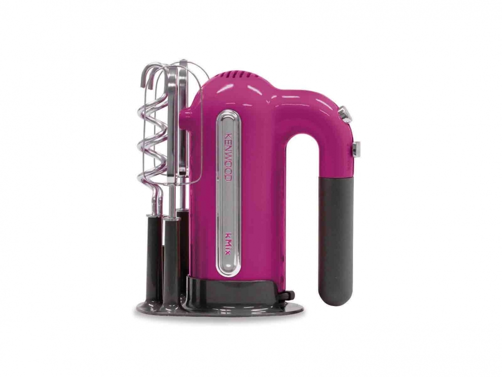 kenwood batteur kenwood kmix 400w 3 vitesses magenta hm809 hm809 achetez au meilleur prix. Black Bedroom Furniture Sets. Home Design Ideas