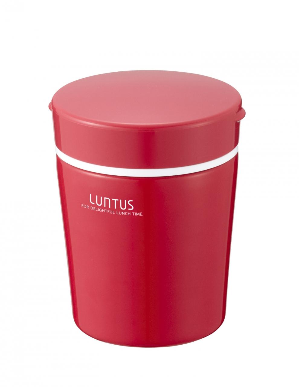 bento luntus bentos isotherme soupe rouge 280 ml achetez au meilleur. Black Bedroom Furniture Sets. Home Design Ideas