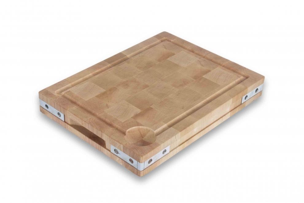 Billot Bois A Poser : Billot de cuisine > Billot ? poser en bois de bout de charme