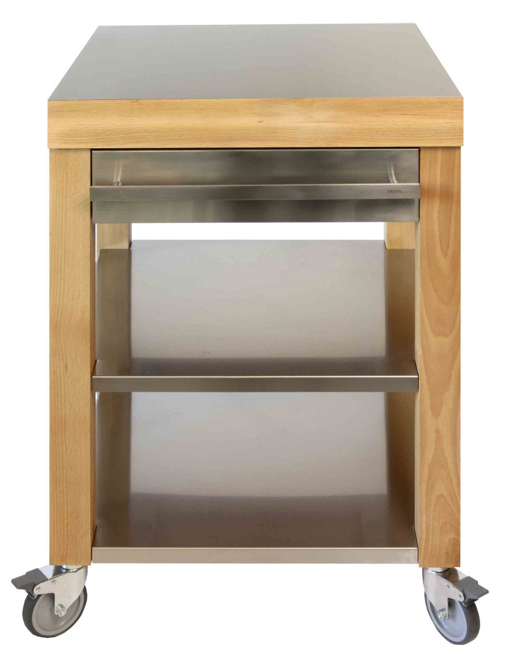 etagere inox cuisine excellent billot de cuisine cookmobil tiroir u tagre inox plan inox bross. Black Bedroom Furniture Sets. Home Design Ideas