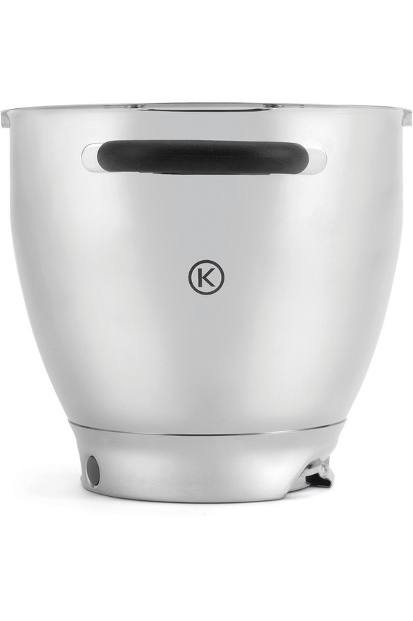 kenwood bol inox satin 6 7 l avec grandes poign es pour cooking chef gourmet kat911ss. Black Bedroom Furniture Sets. Home Design Ideas
