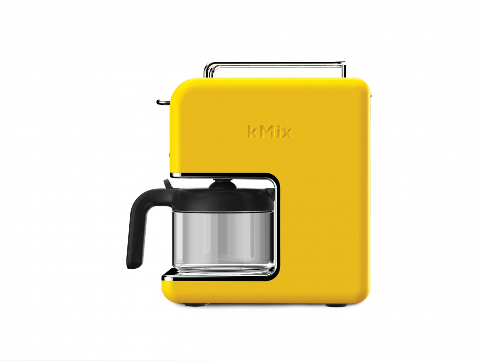 kenwood cafeti re 8 tasses kmix lemon tonic cm030yw. Black Bedroom Furniture Sets. Home Design Ideas