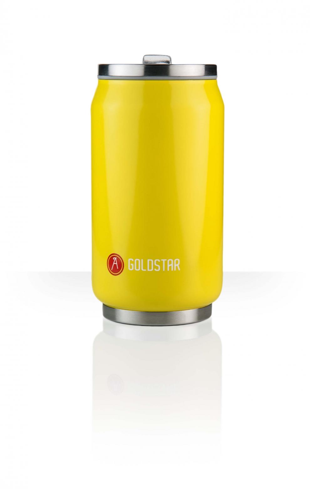 Goldstar Isotherme 116c 33 Cl Pantone Canette Brillant Can'it Jaune bIeEHYWD29