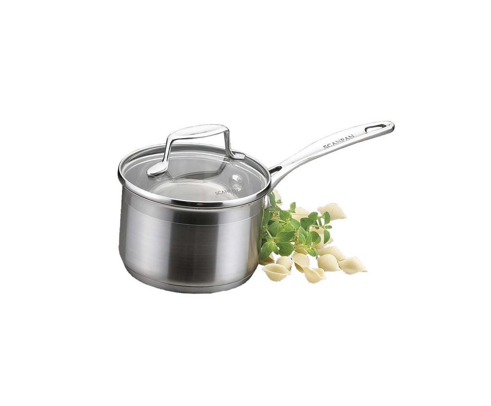 Scanpan casserole avec couvercle 1 8l impact sc71231600 sc71231600 achetez au meilleur for Porte couvercle casserole