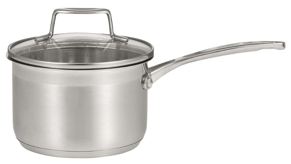 Scanpan casserole avec couvercle 2 5l impact sc71231800 sc71231800 achetez au meilleur for Porte couvercle casserole
