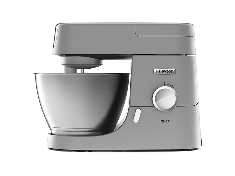 Kenwood robot p tissier chef 1000w kit p tisserie - Robot cuisine carrefour ...