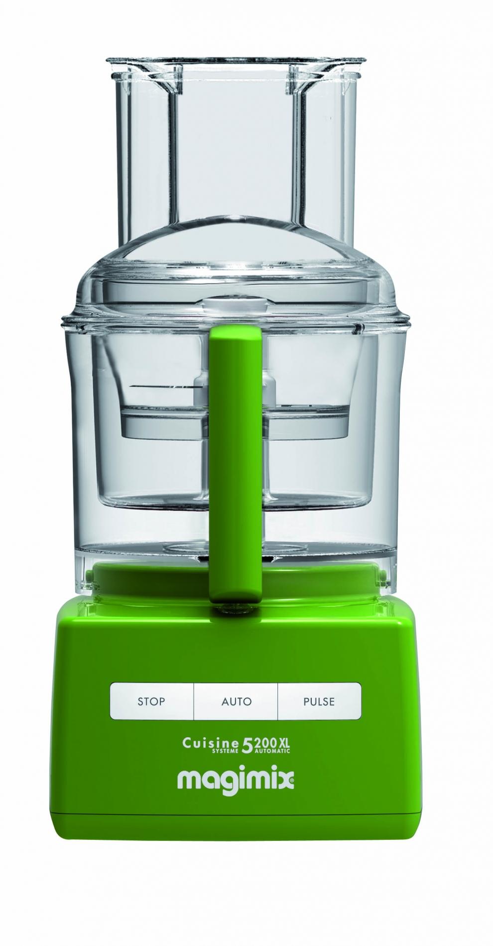 magimix coffret premium magimix robot 5200 xl vert avec. Black Bedroom Furniture Sets. Home Design Ideas
