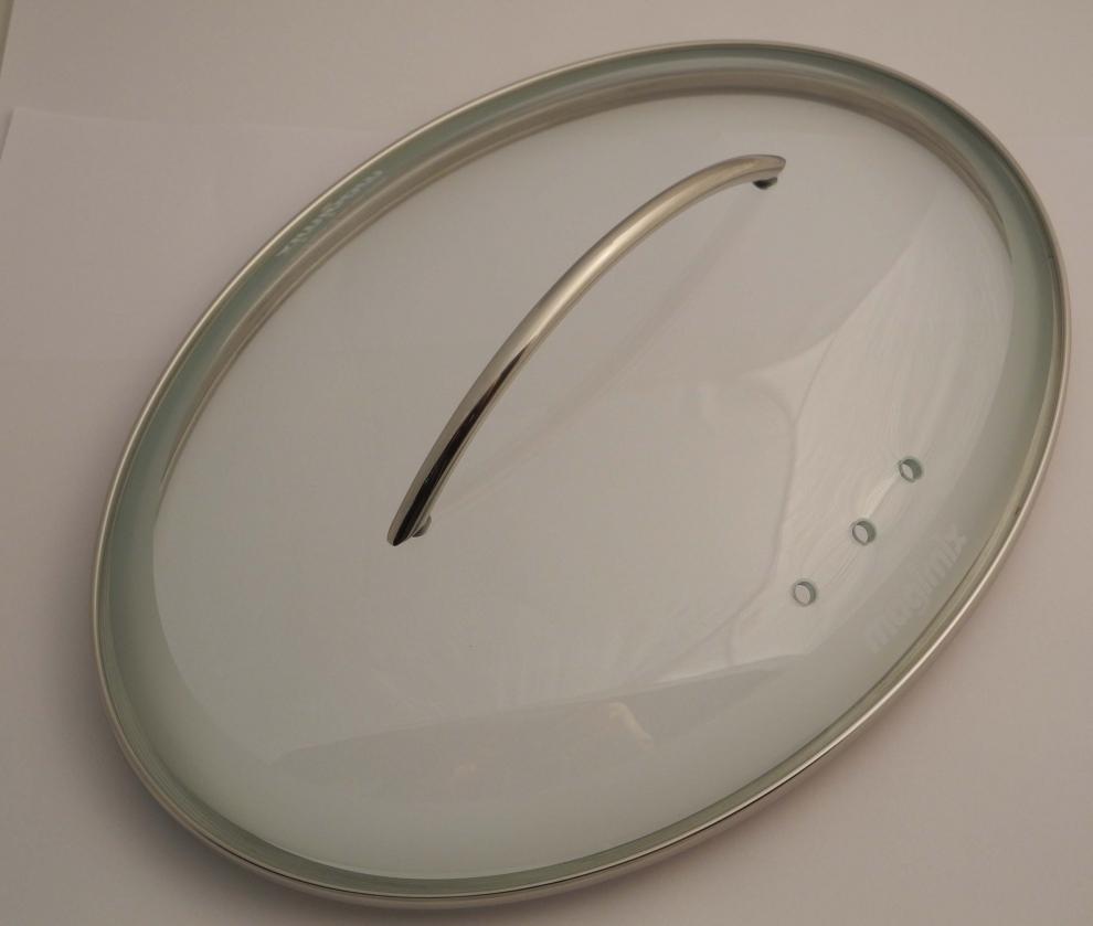 magimix couvercle verre pour cuit vapeur ovale magimix. Black Bedroom Furniture Sets. Home Design Ideas