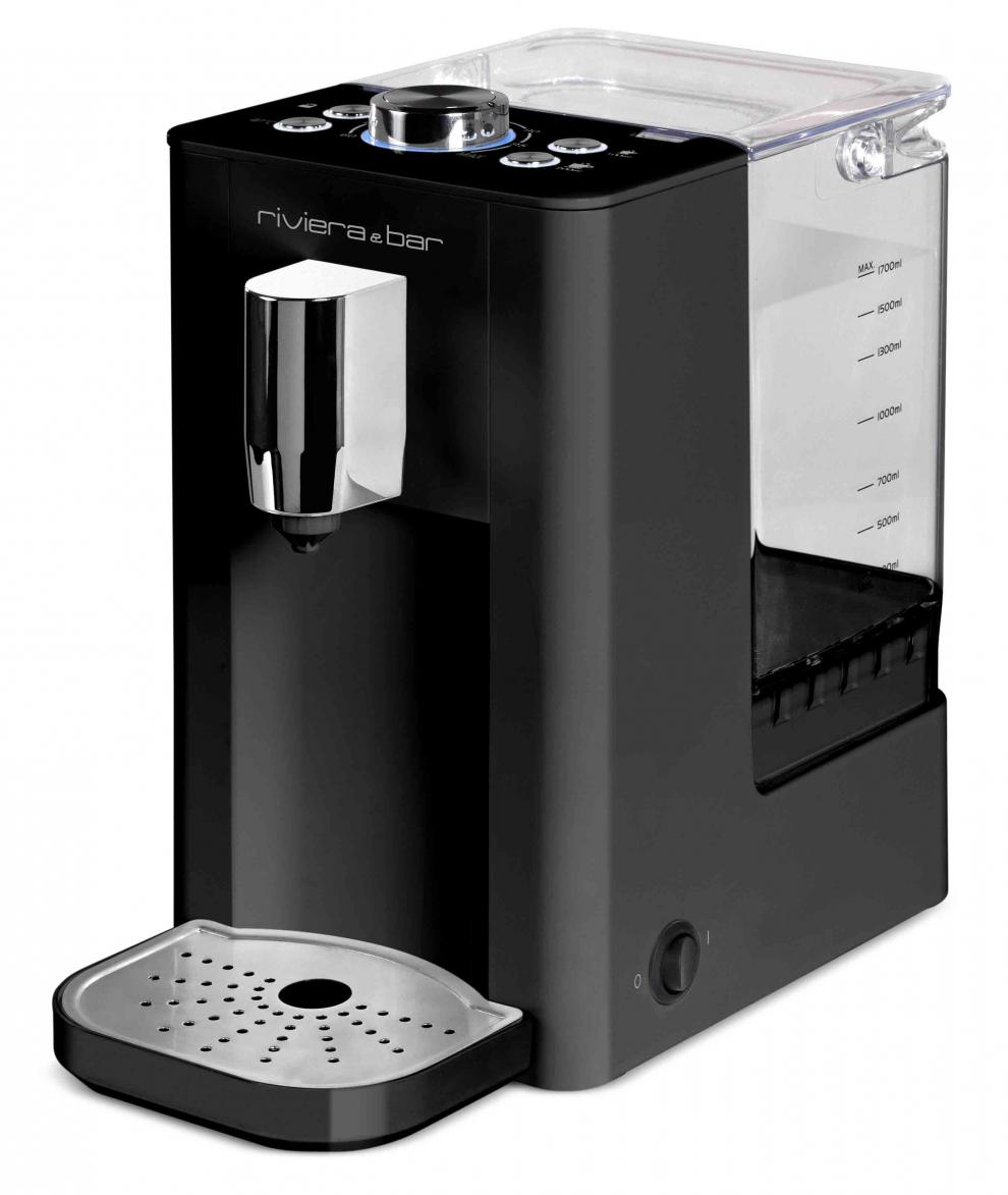 riviera bar distributeur d 39 eau temp rature variable noir qd610a qd610a achetez au. Black Bedroom Furniture Sets. Home Design Ideas