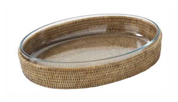 francis batt ensemble plat gratin pyrex ovale 39x27 cm couleur miel 0477 0477 achetez au. Black Bedroom Furniture Sets. Home Design Ideas