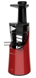 jupiter extracteur jus vertical juicepresso plus rouge 866400 866400 achetez au meilleur. Black Bedroom Furniture Sets. Home Design Ideas