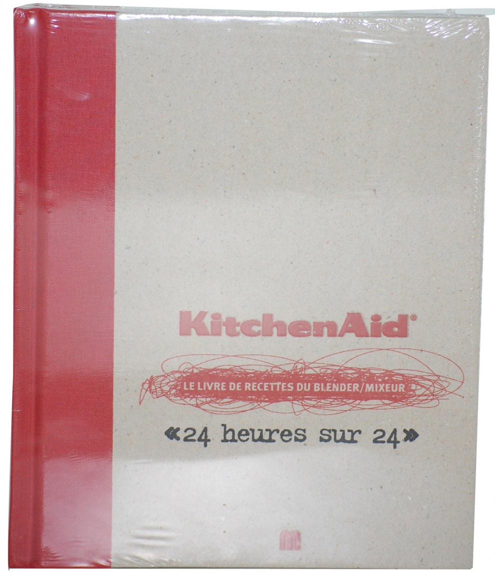 Kitchenaid livre kitchenaid pour blender cbblenderrfr for Kitchenaid le livre de cuisine