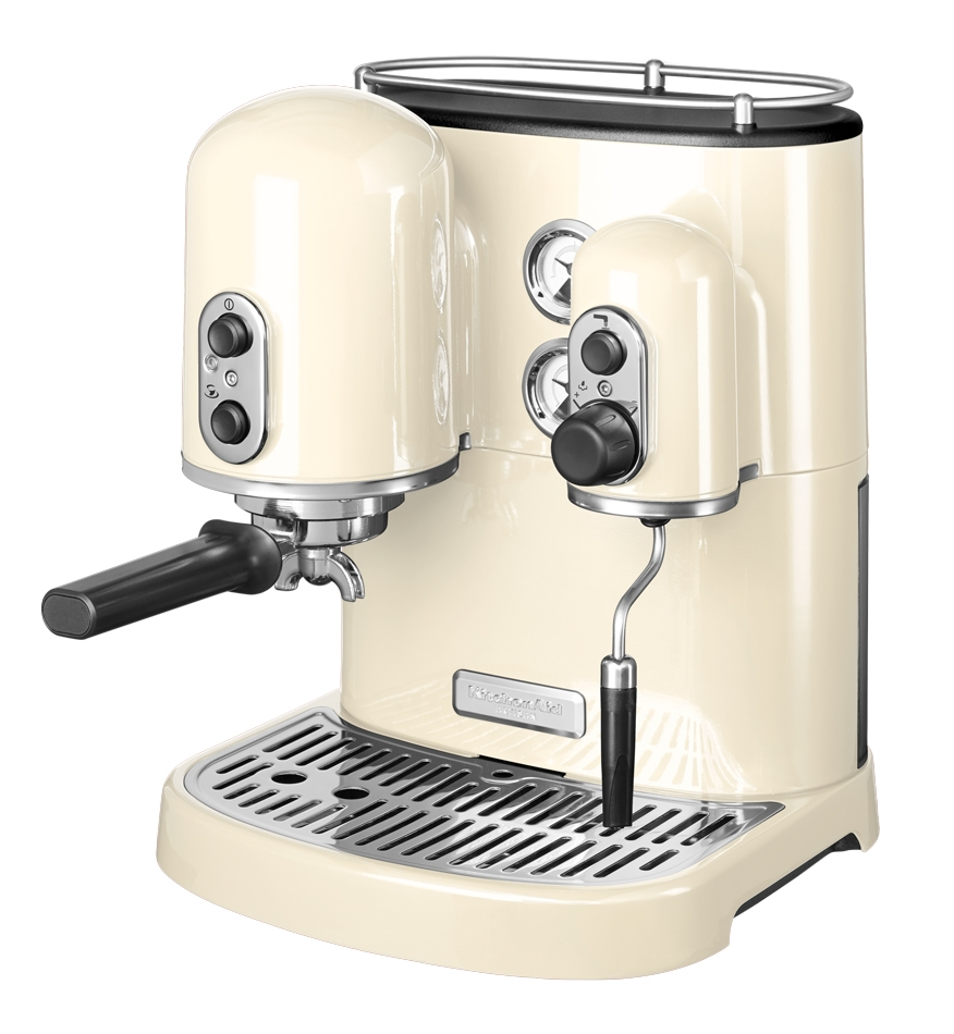 kitchenaid machine caf espresso kitchenaid artisan cr me 5kes2102eac 5kes2102eac. Black Bedroom Furniture Sets. Home Design Ideas