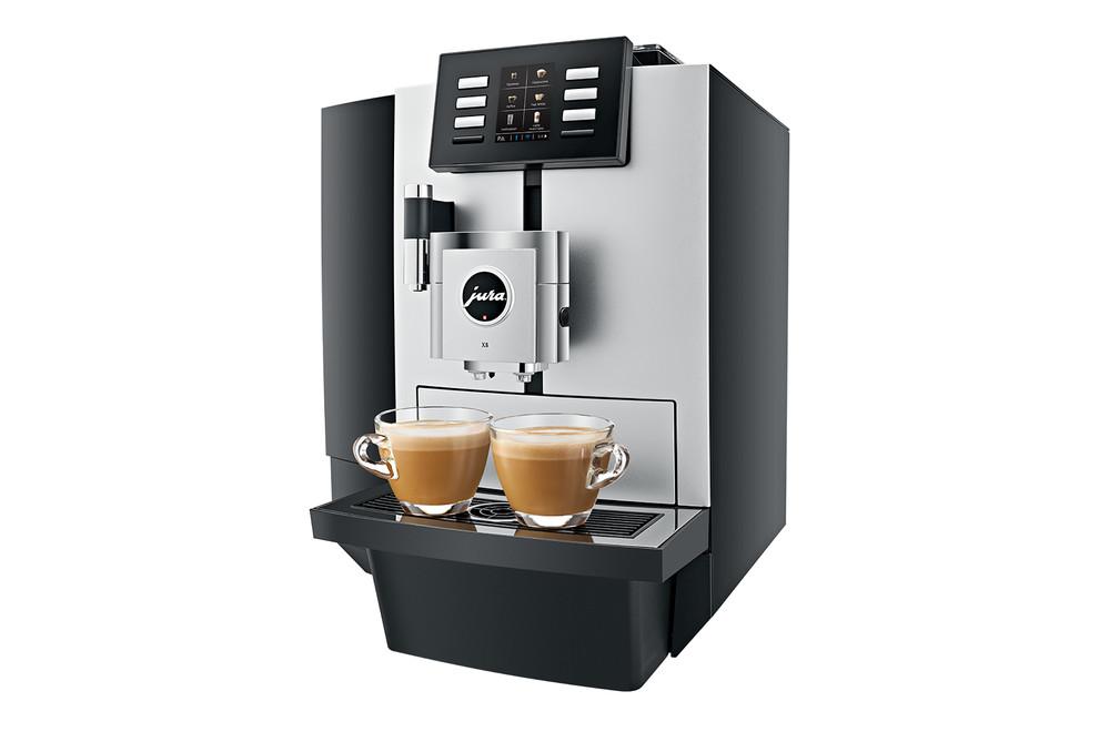 jura robot caf x 8 platine automatique avec broyeur 15100 15100 achetez au meilleur prix. Black Bedroom Furniture Sets. Home Design Ideas