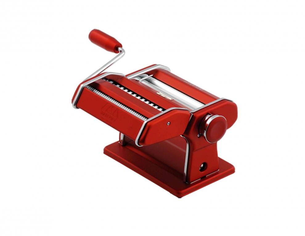 marcato machine p te manuelle rouge atlas 150 largeur 15 cm pour marcato n8001r n8001r. Black Bedroom Furniture Sets. Home Design Ideas