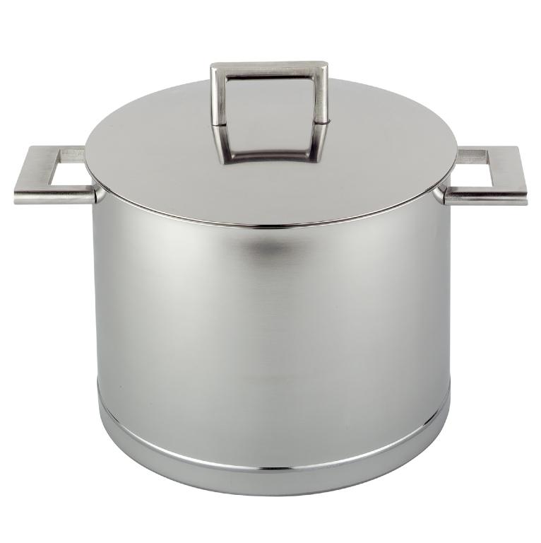 Demeyere Marmite 24 Cm Avec Couvercle John Pawson 4: porte couvercle casserole