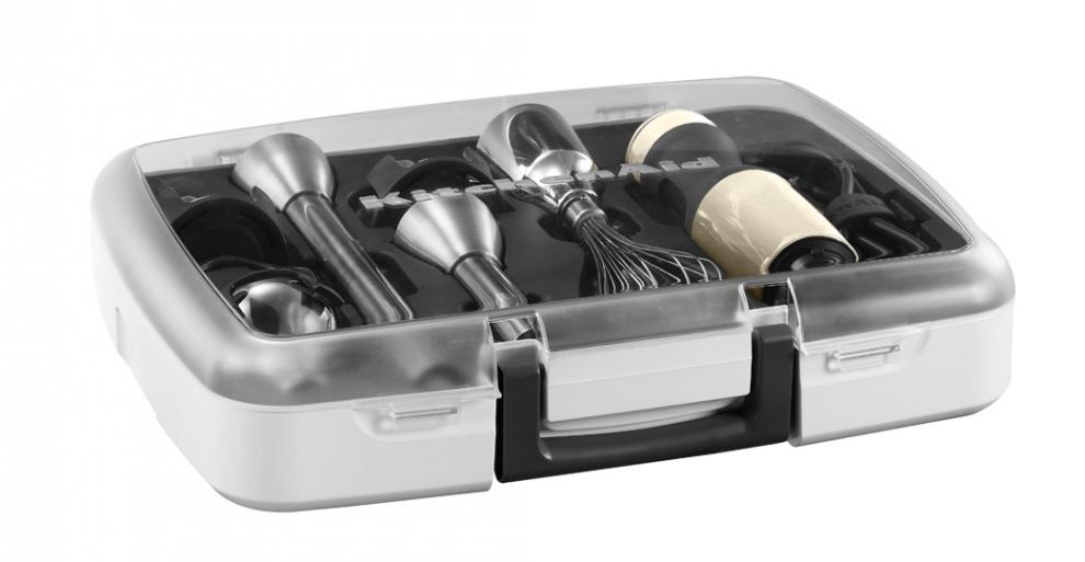 kitchenaid mixeur plongeant kitchenaid 5 vitesses cr me 5khb2571eac 5khb2571eac achetez au. Black Bedroom Furniture Sets. Home Design Ideas