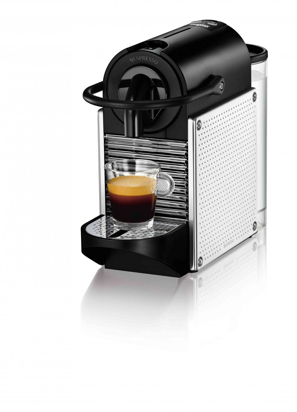 Magimix nespresso m110 pixie chrome automatique magimix 11326 11326 achetez au meilleur - Machine a cafe magimix ...