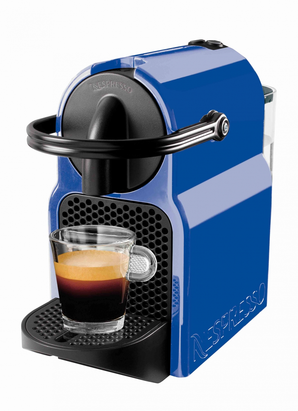 magimix nespresso m130 inissia bleu blueberry magimix. Black Bedroom Furniture Sets. Home Design Ideas
