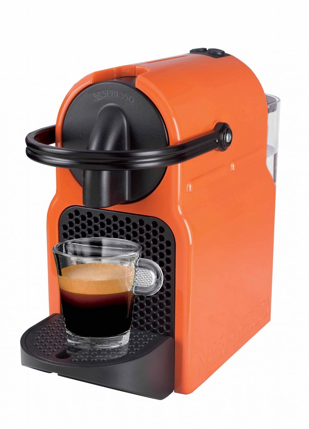 magimix nespresso m130 inissia orange magimix 11352. Black Bedroom Furniture Sets. Home Design Ideas