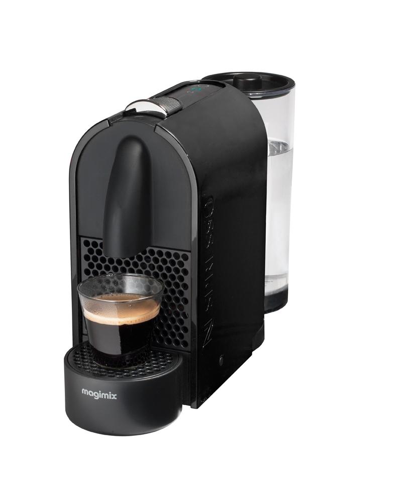 Nespresso M130 U Noir 11340 11340 Magimix Avis Et