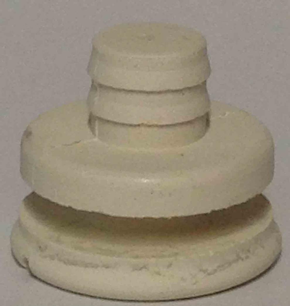 Magimix pied caoutchouc blanc pour robots magimix 3100 for Cuisine 4100 magimix