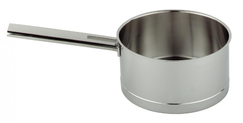 Demeyere po lon casserole 16 cm sans couvercle john pawson 4 71416 4 71416 achetez au for Porte couvercle casserole