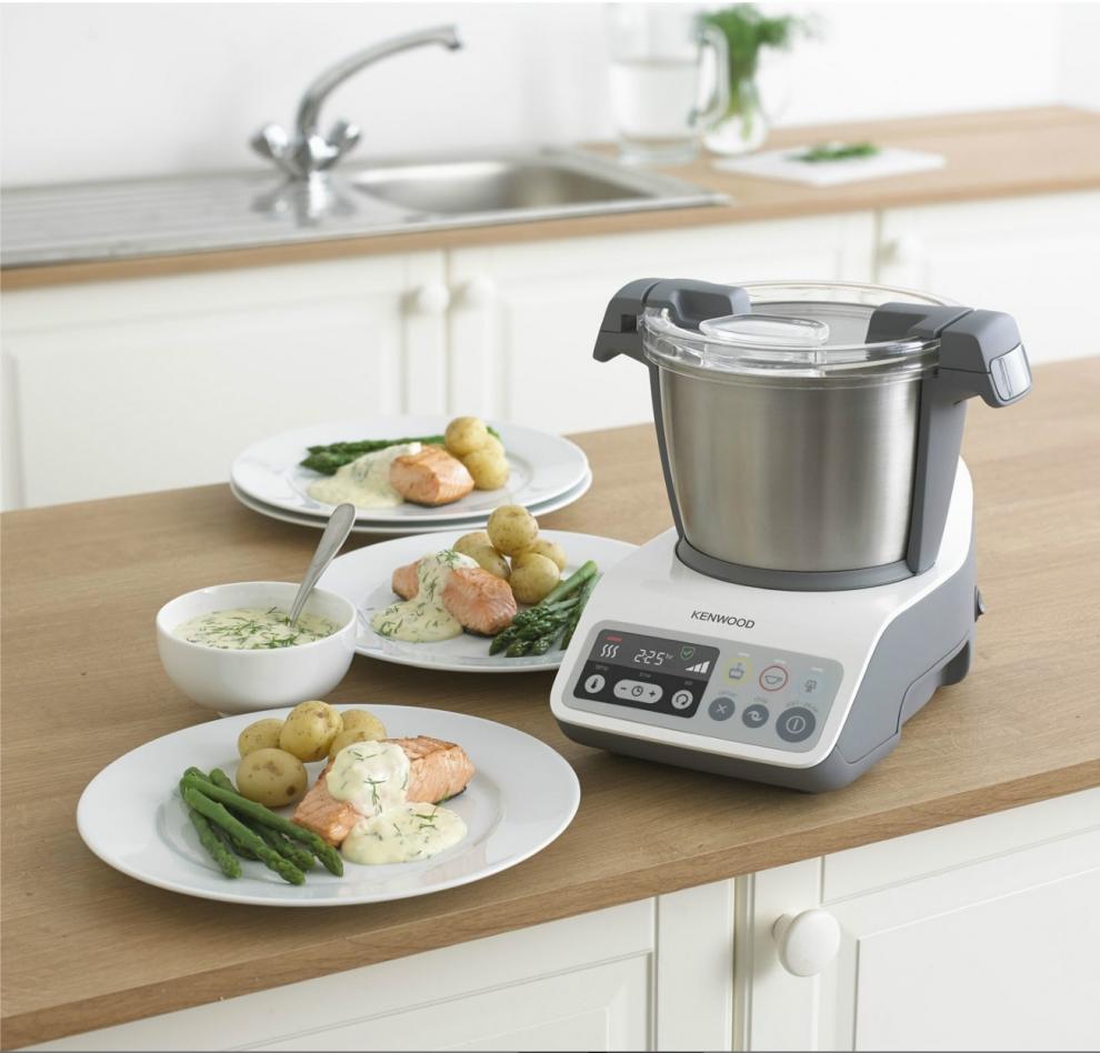 Kenwood robot cuiseur kcook kenwood ccc200wh ccc200wh achetez au meilleur prix chez - Pate brisee au robot kenwood ...