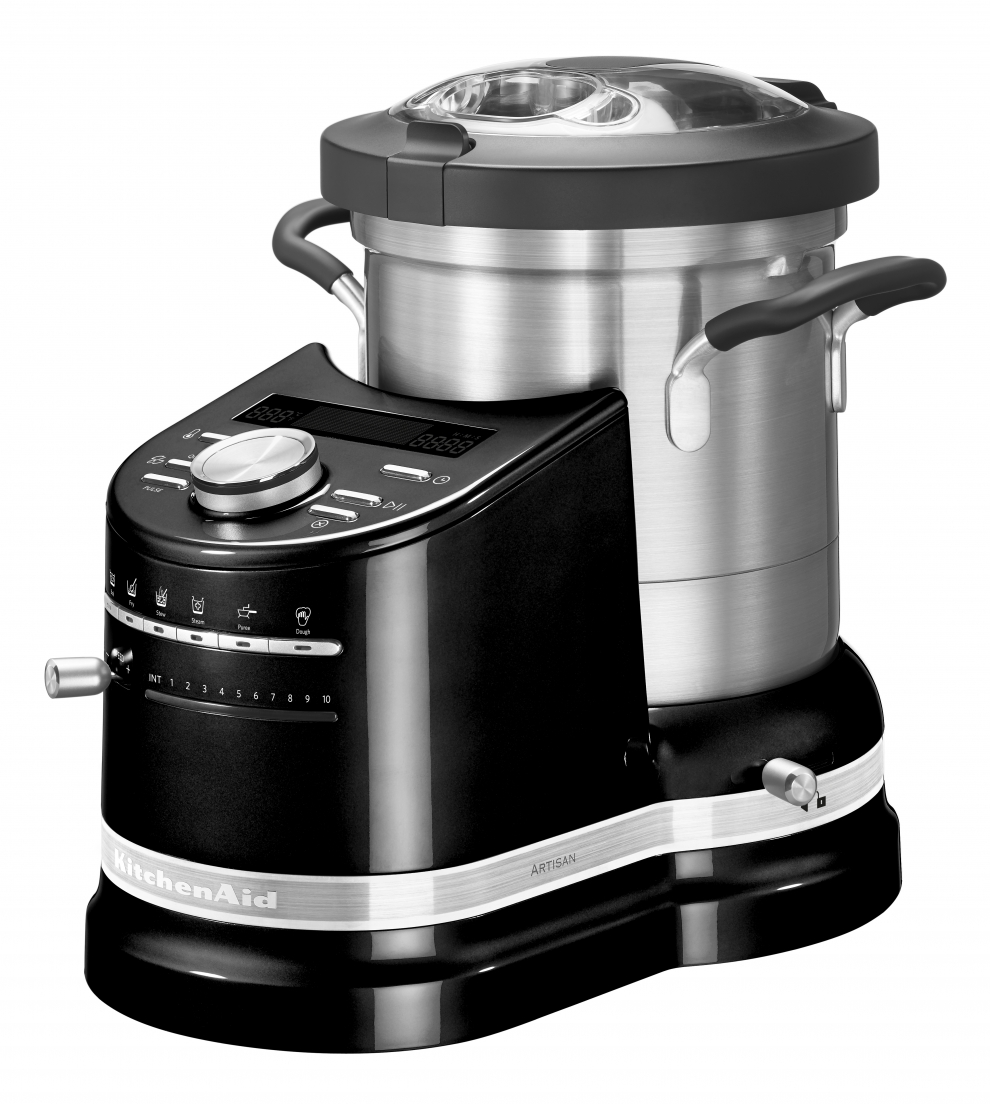 kitchenaid robot cuiseur kitchenaid artisan cook processor noir onyx 5kcf0103eob 5kcf0103eob. Black Bedroom Furniture Sets. Home Design Ideas