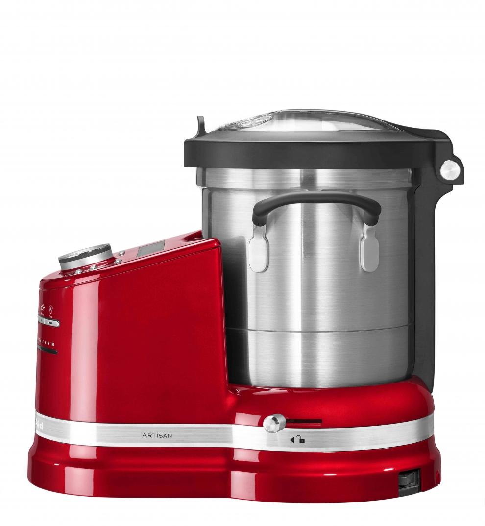 kitchenaid robot cuiseur kitchenaid artisan cook processor rouge empire 5kcf0103eer. Black Bedroom Furniture Sets. Home Design Ideas